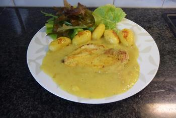 Eenvoudige currysaus 6