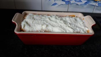 Lasagne met pompoen, gehakt en kaassaus 10