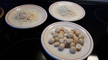 Skrei of kabeljauw met een korstje van macadamianoten 2