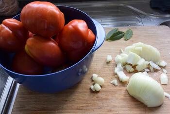 Tomatenketchup 2
