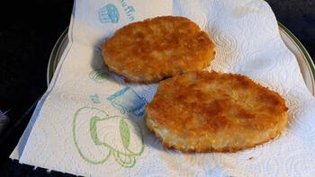 Krokante kipfilet met eenvoudige risotto 7