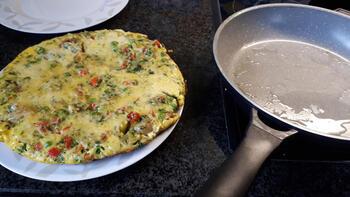 Spaanse tortilla 9