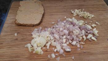 Varkensstoofvlees met mosterd 4