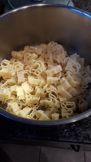 Vegetarische ovenschotel met spruiten, ricotta en pasta 3