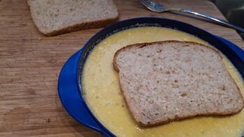 Verloren brood met champignons 5